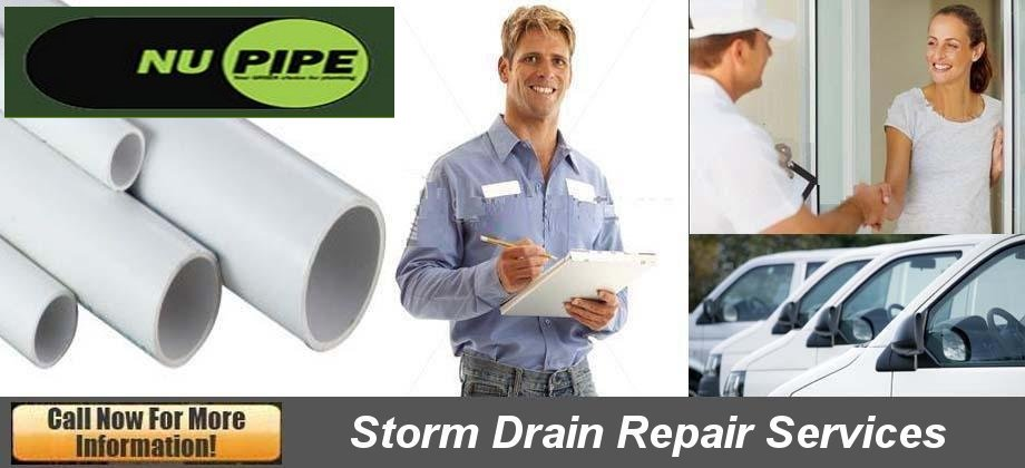 New England Pipe Restoration, Inc. Storm Drain Repair